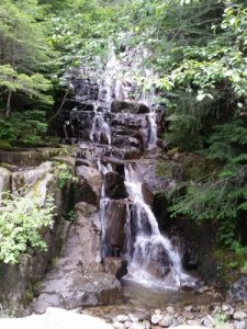Clipper Mine Road Waterfall
