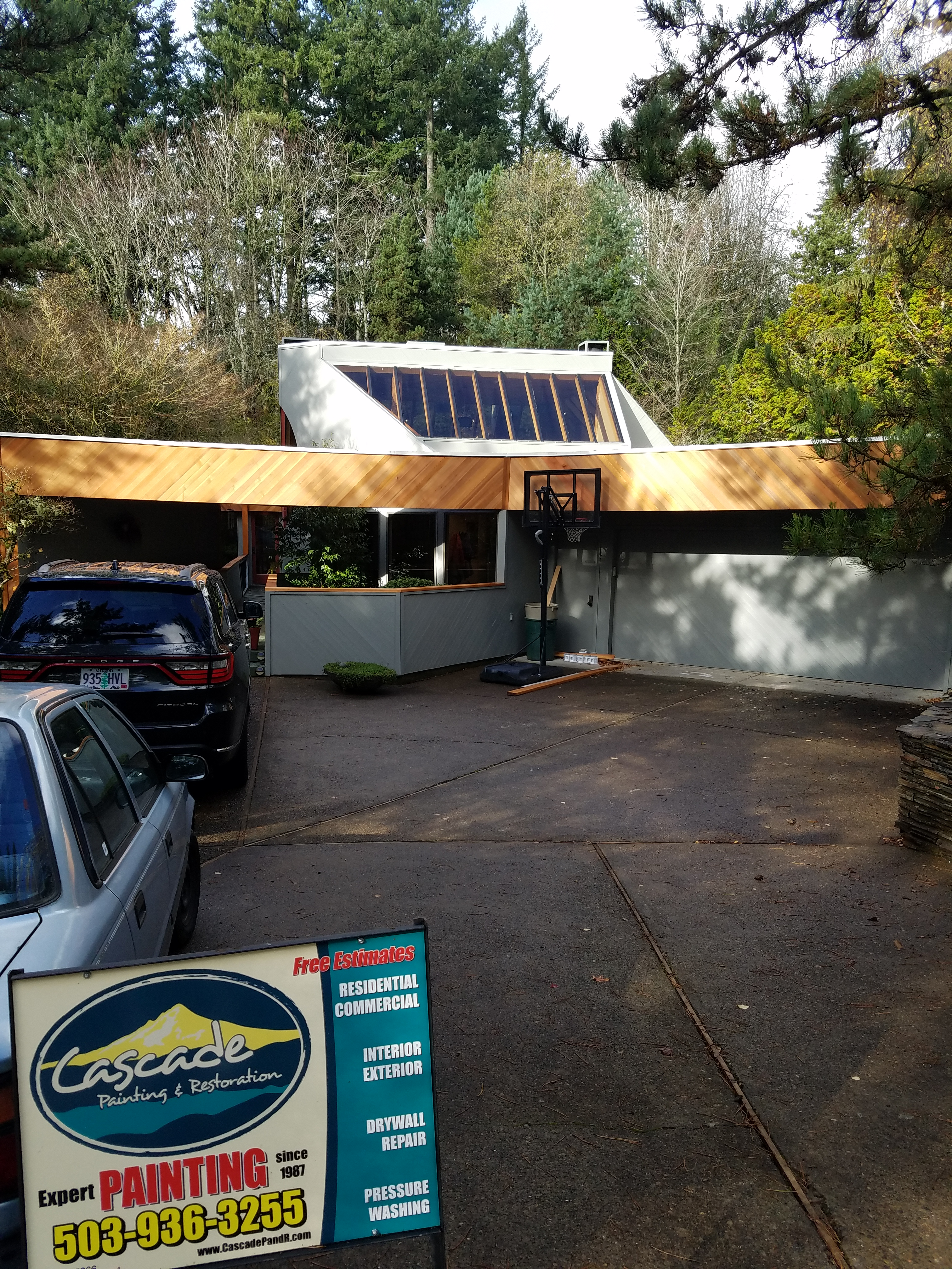 Exterior Painting Portland Or House Painters Cascade