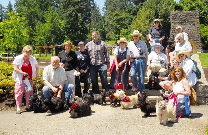 The Cascade Scottish Terrier Club