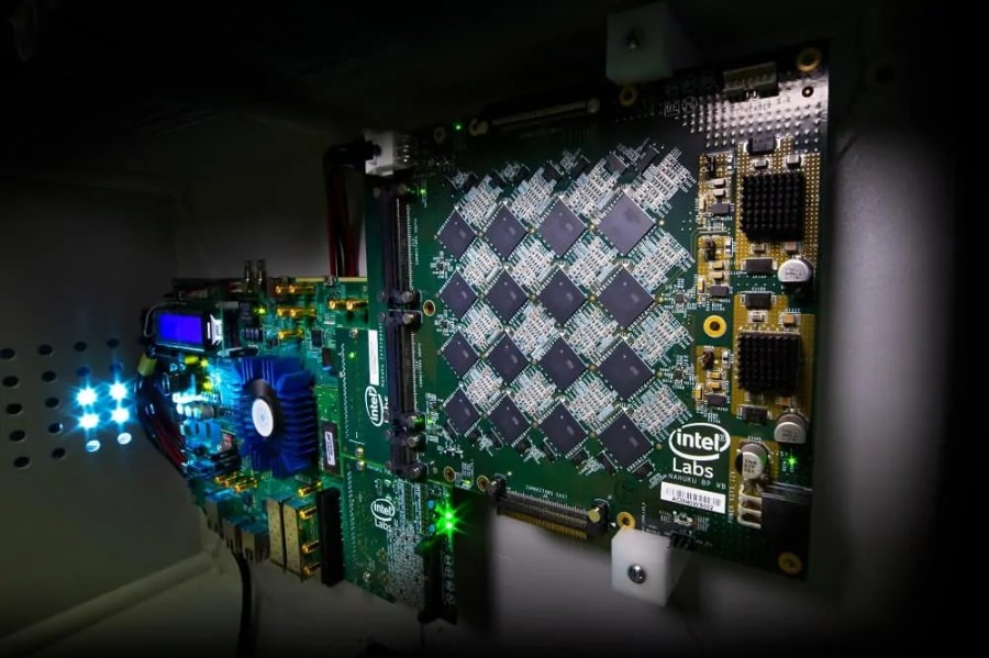 Intel's Intel's Nahuku board requiring PCBA manufacturing