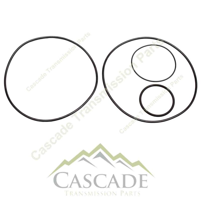 Replacement Lip Seal Kit Inner & Outer, Fits ALL