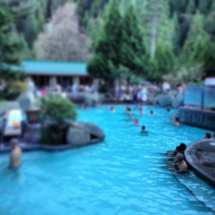 Oregon Hot Springs Resort Washington