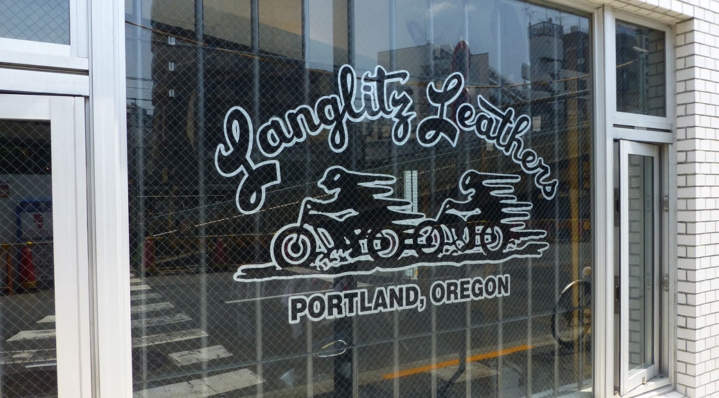 Langlitz Leathers