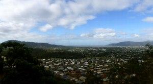 Overlooking Cairns