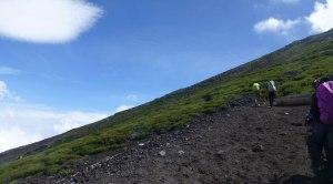 Mt. Fuji Slope
