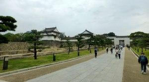 Otemon Gate of Osaka Castle