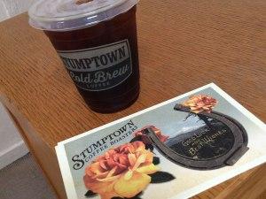 The magical Stumptown Coffee