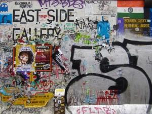Berlin's East Side Gallery