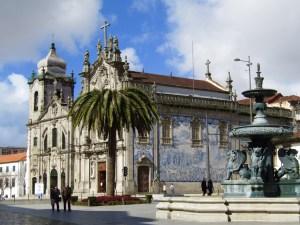 Igreja dos Carmelitas.