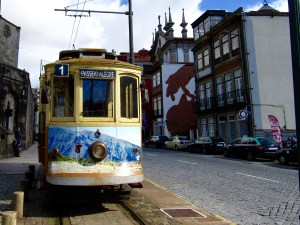 The Porto Heritage Tram.