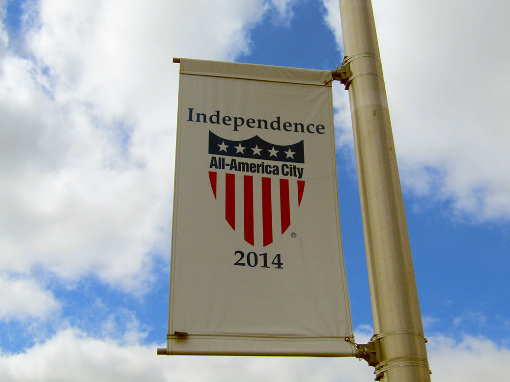 The small town of Independence, Ore. was named an All-America City in 2014.
