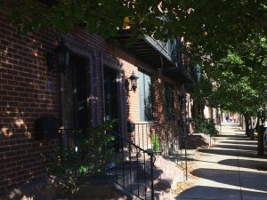 The rowhouse has been the domicile of choice in Philadelphia since the 1700s. Even today, nearly 60 percent of Philadelphians live in a rowhouse.
