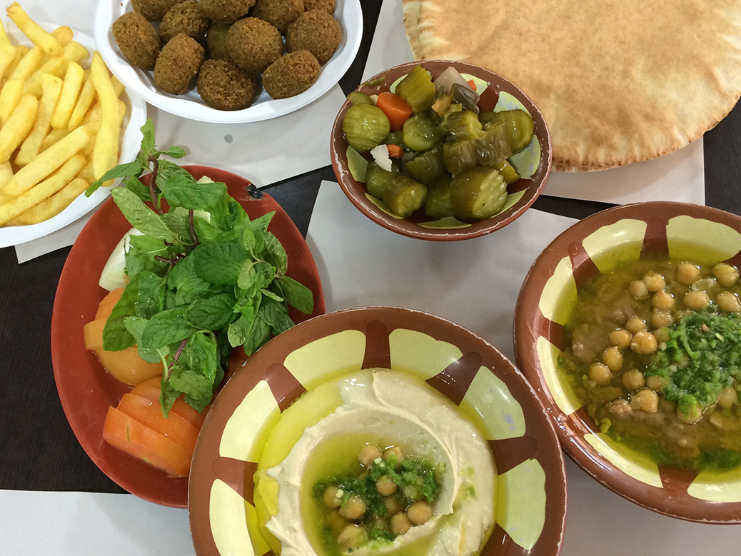 Turning out cheap eats for more than half a century, Hashem Restaurant is a must-stop while in Amman.