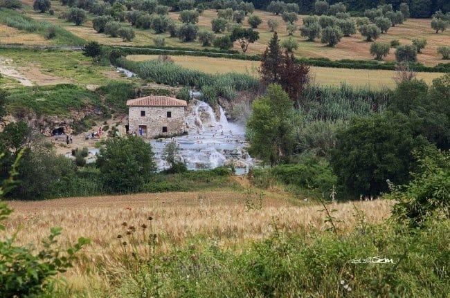 Foto Cascate del Mulino le migliori immagini delle Terme