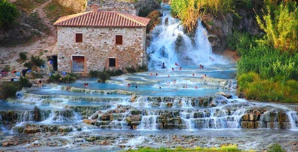 Terme Libere in Toscana