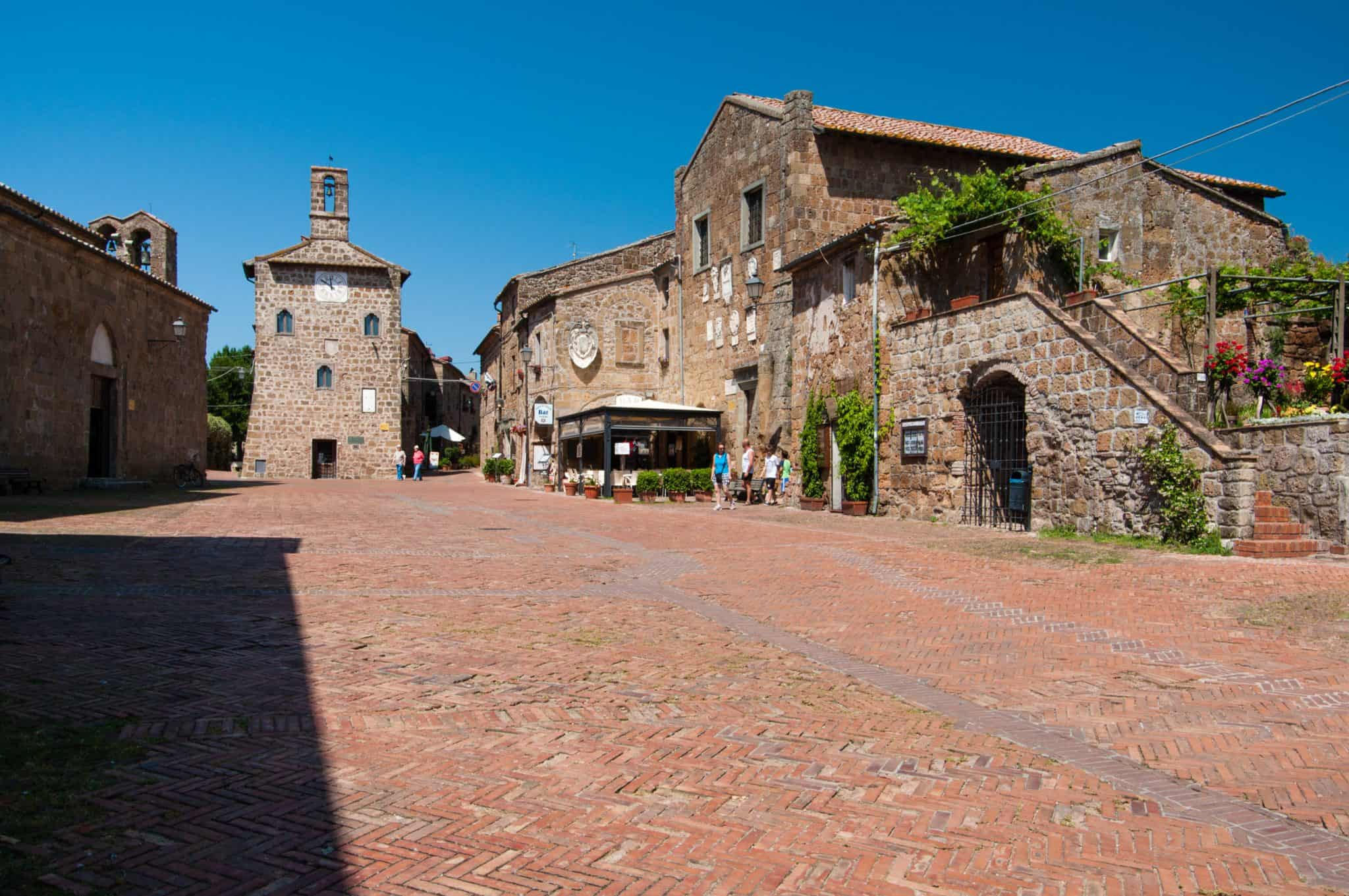 Cosa Vedere a Sovana in Toscana