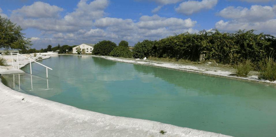 Terme Libere del Bullicame Viterbo piscine naturali libere orari e prezzi