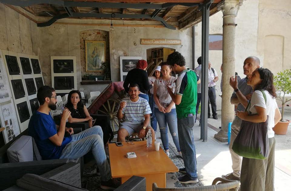 """22 luglio: """"L'Arab Academy for Science and Technology con il Politecnico di Milano in Linterno"""""""