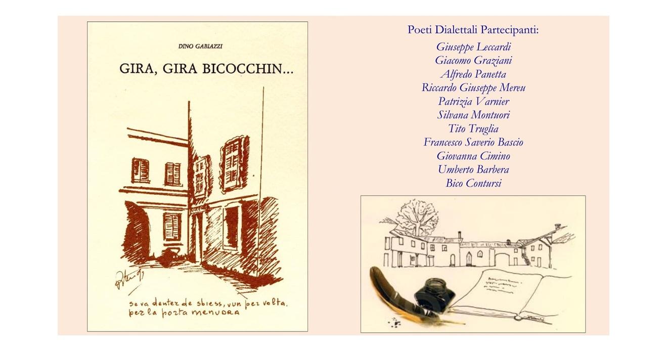 """1 marzo: """"Poesia e dialetto: binomio perfetto"""""""