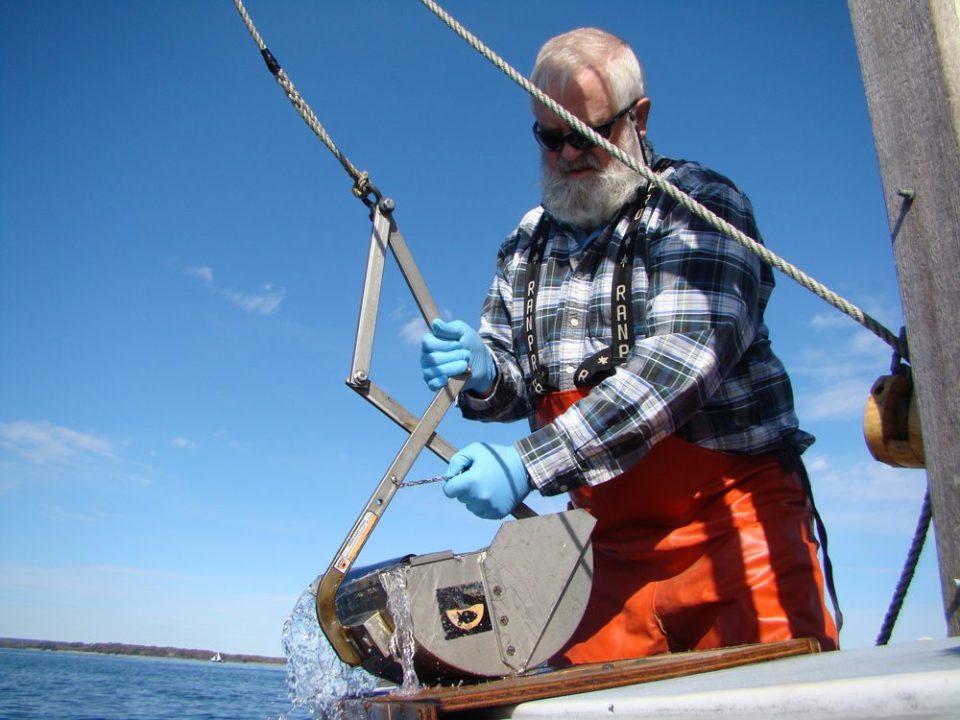 Tracing toxins in Portland Harbor