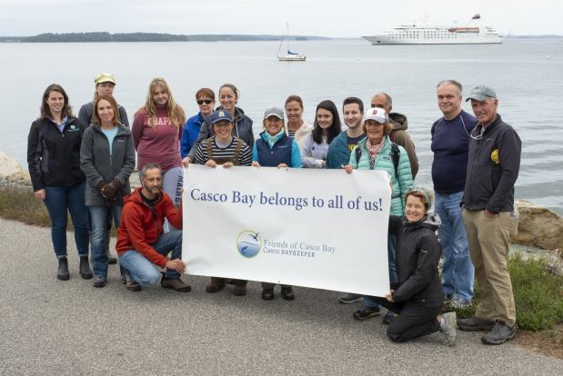 Friends of Casco Bay celebrates our 30th anniversary all year long.
