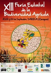 feria estatal de la biodiversidad agricola