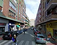 Calle La Salina, Zaragoza
