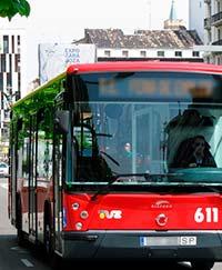 Ampliación de 500.000 kms en la red de autobuses