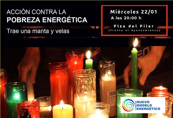 Contra la pobreza energética en Aragón