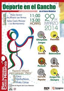 Deporte en el Gancho 2014.