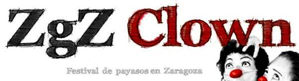 Festival de payasos en el Casco Histórico de Zaragoza