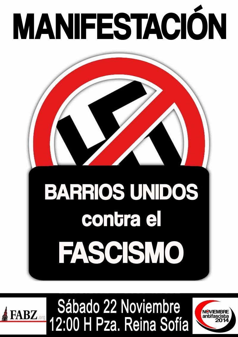 Barrios unidos contra el facismo