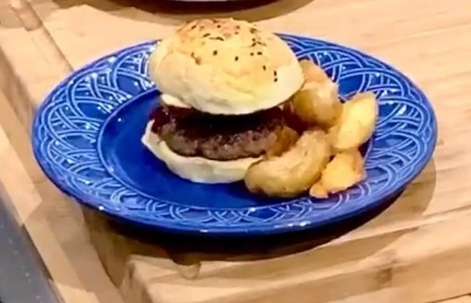 Como Preparar um Hamburger