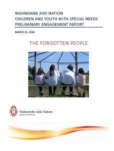 NAN The Forgotten People Report