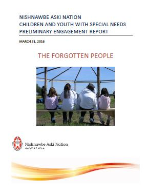 NAN The Forgotten People Report