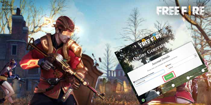 Graminity FF Free Fire Hack Unlimited Diamond
