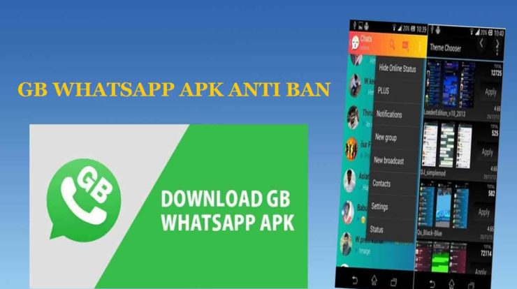 Download GB Whatsapp Apk Versi Terbaru 2020 Anti-Ban