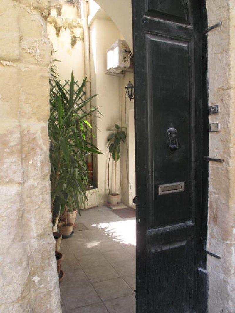 Appartamento in centro storico con volte a stella a Lecce in Vendita