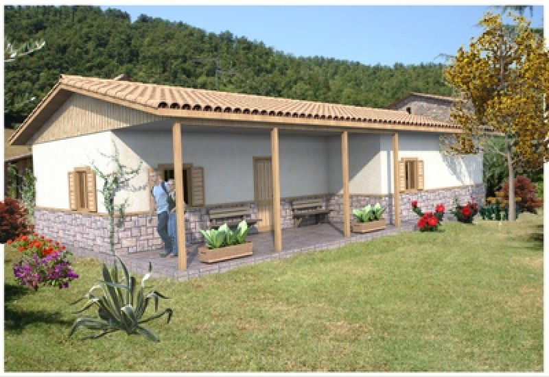 Casa Ecologica Antisismica