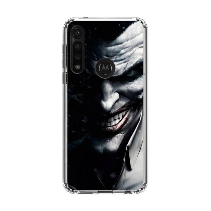 Batman Arkham Origins 12 Motorola Moto G Power Clear Case Case Custom