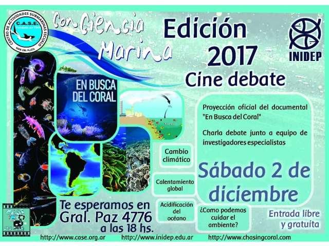 Con-Ciencia Marina 2017