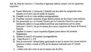 CONVOCATORIA A EXAMEN DE OPOSICION PARA CATEGORIAS DOCENTES DEL C.A.S.E. 3