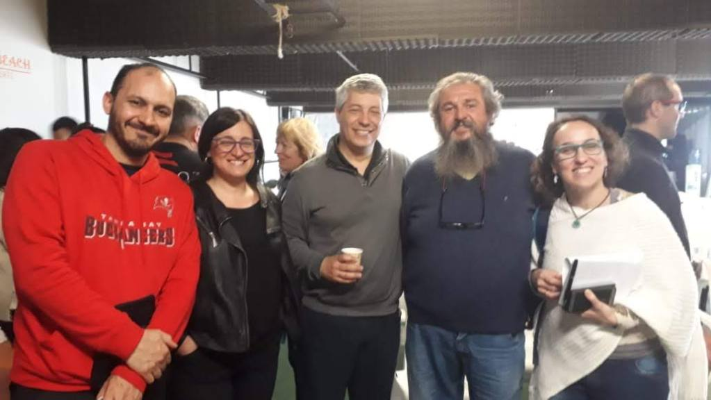 """El CASE participó del Taller de Trabajo e Informativo """"Ballenas y Deportes Náuticos"""" 1"""