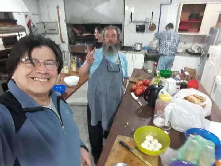 Lechones al horno en el viernes del CASE 14
