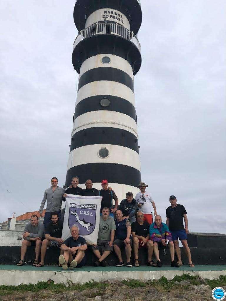 Viajando a bucear en las aguas brasileiras 13