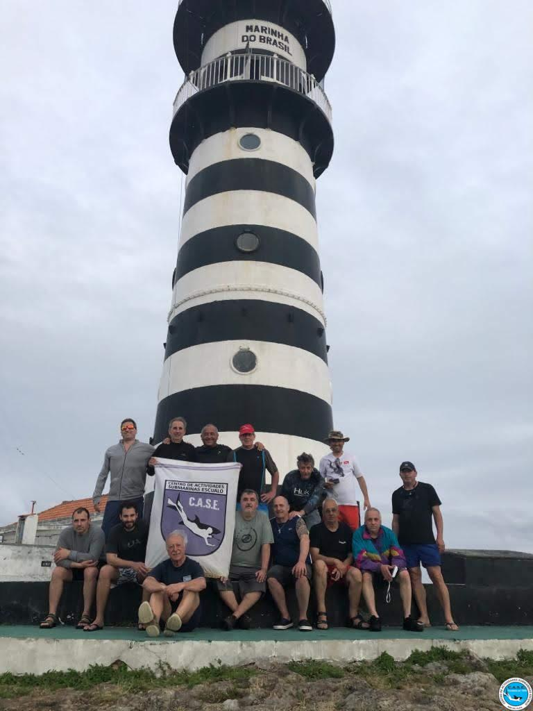 Viajando a bucear en las aguas brasileiras 1