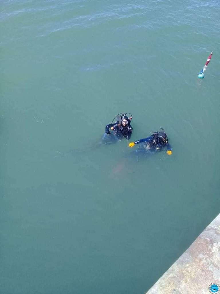 Bautismos de buceo de los Cursos Mar del Plata y Necochea 48