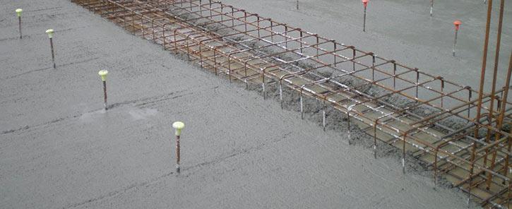 Pareti prefabbricate stratigrafia da interno e da esterno e materiali utilizzati