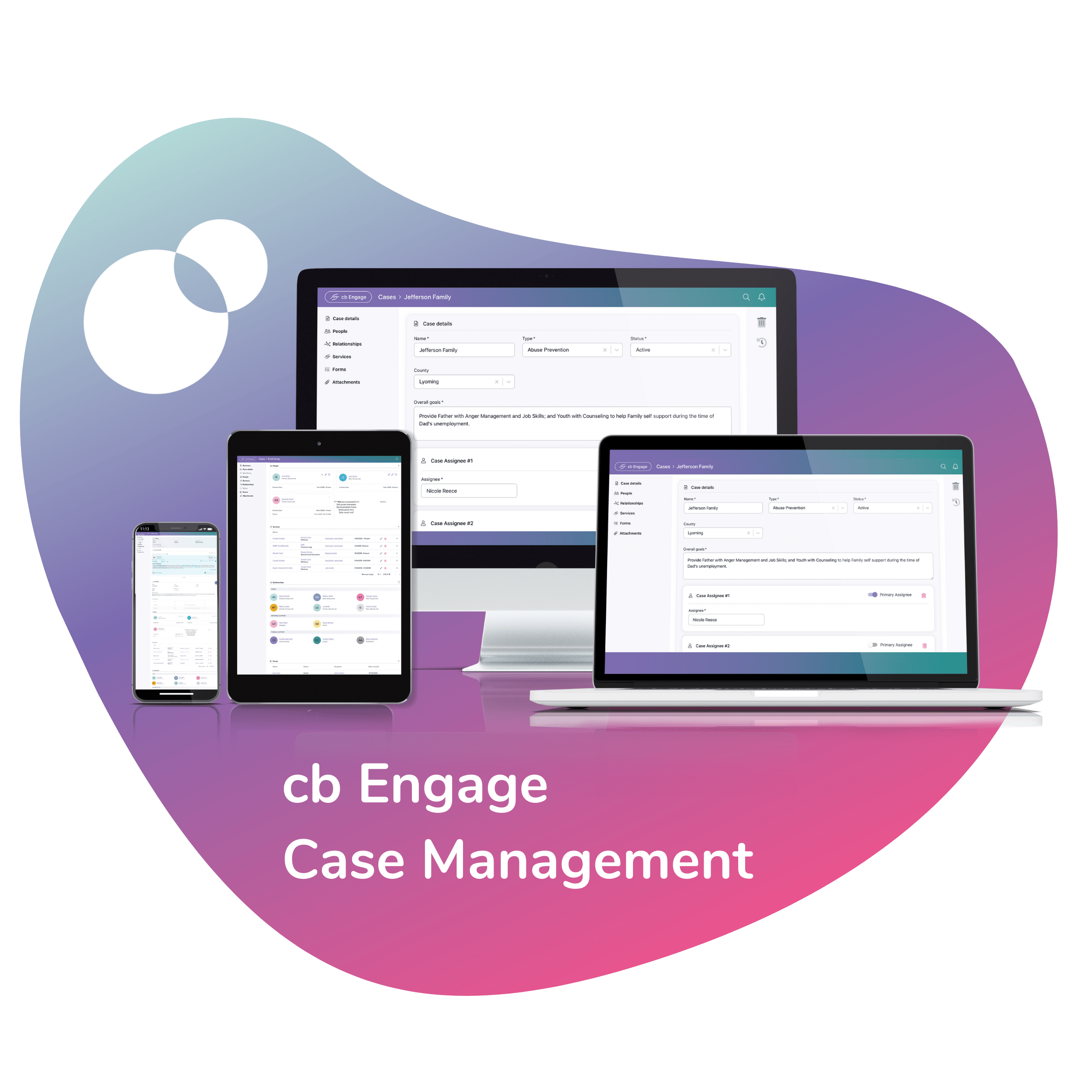 Case Management Software from Casebook PBC