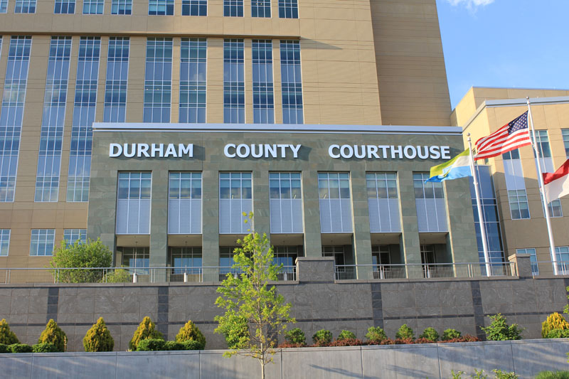 Image result for durham court house